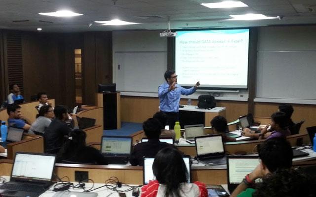 excel training in mumbai, corporate excel training, online vba training