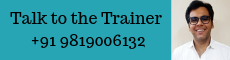 talk to the trainer:+91-9819006132